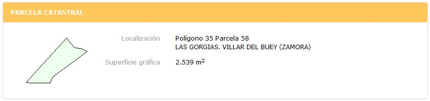 Finca Las Gorbias, Arribes del Duero, Zamora